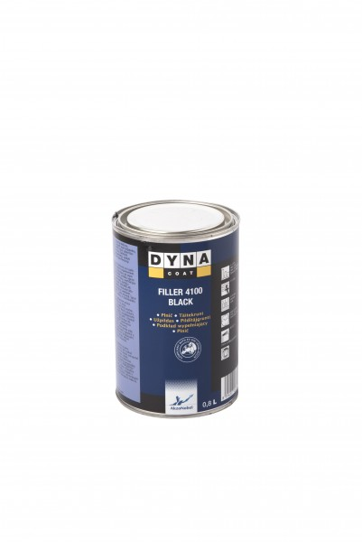Dynacoat Füller 4100 Schwarz 0.8lt