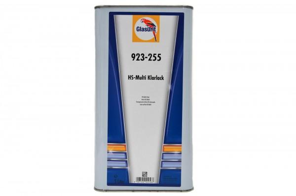 Glasurit HS Multi Klarlack 923-255 5lt