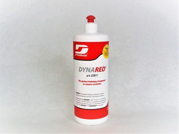 Dynabrade Dynared Polierpaste rot 1lt
