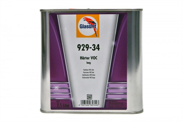 Glasurit VOC Härter lang 929-34 2.5lt