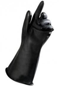 LZ Nitrilhandschuh schwarz 1 Paar