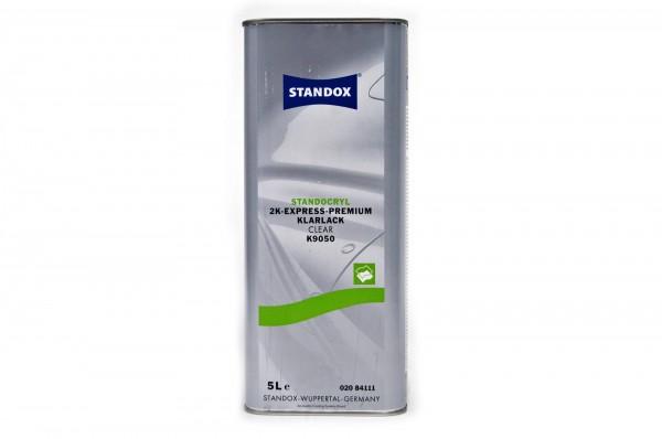 Standox Express Premium Klarlack 5lt K9050