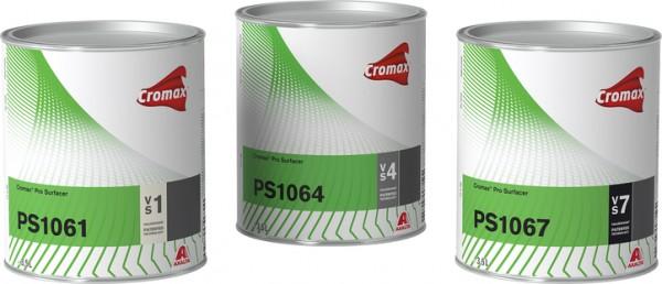 Cromax PS 1067 Pro Surfacer Schwarz 3.5 ltr.