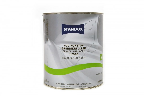 Standox VOC Nonstop Grundierfüller schwarz U7580 3.5lt