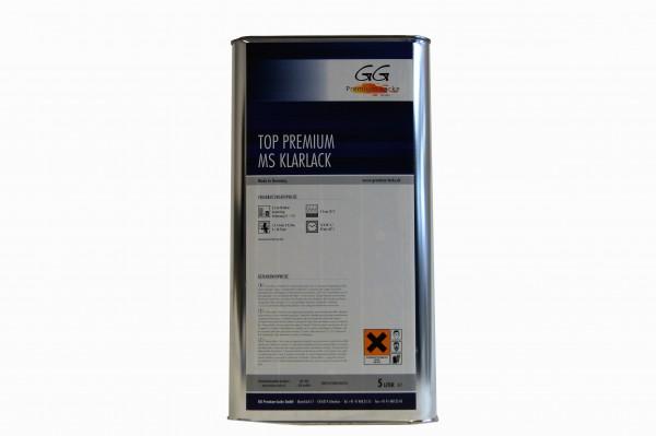 GG Top Premium MS Klarlack 5lt