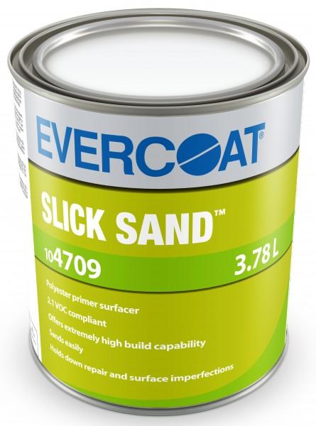 Evercoat Slick Sand grau 3.78lt