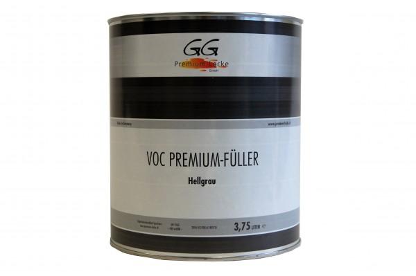GG Premium VOC Füller hellgrau 3.75 ltr