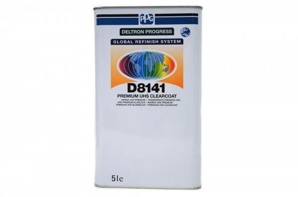 PPG UHS Premium 2K Klarlack P-D8141 5lt