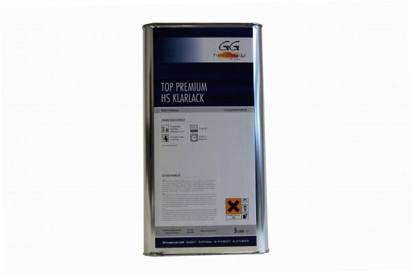 GG Top Premium HS Klarlack 5lt
