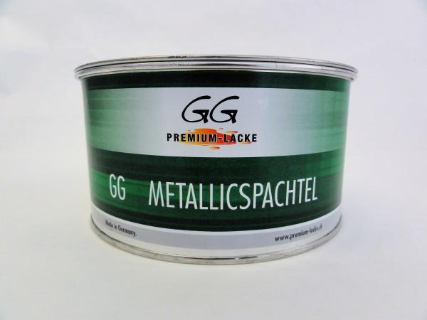 GG Metallicspachtel 2kg