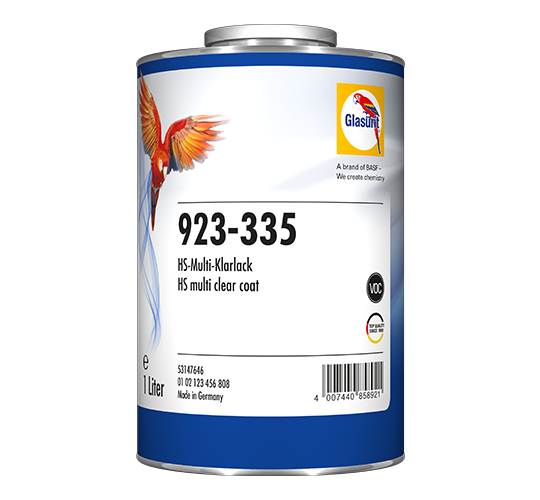 Glasurit HS Multi Klarlack VOC 923-335 5lt