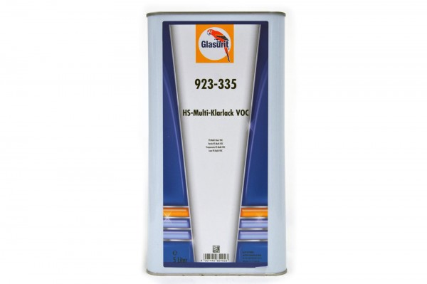 Glasurit HS Multi Klarlack VOC 923-335 5lt
