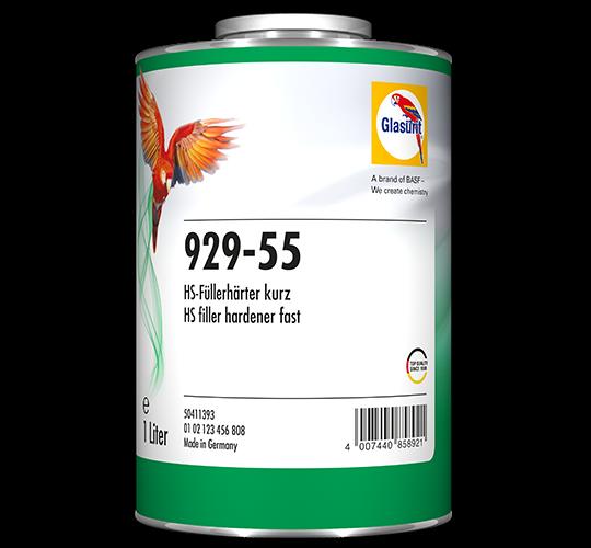 Glasurit HS Härter kurz 929-55 2.5lt