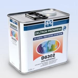 PPG UHS Kompaktsystem Härter D8302 2.5 ltr.