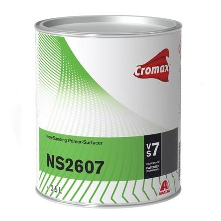 Cromax Non-Sanding Primer NS 2607 Schwarz 3.5 ltr.