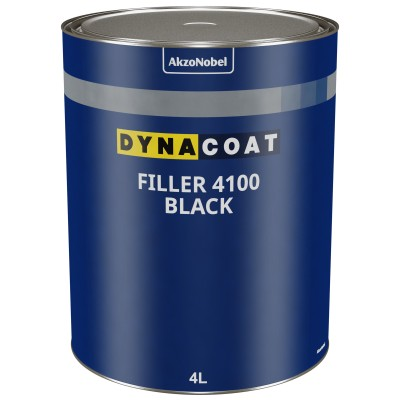 Dynacoat Füller 4100 Schwarz 4lt