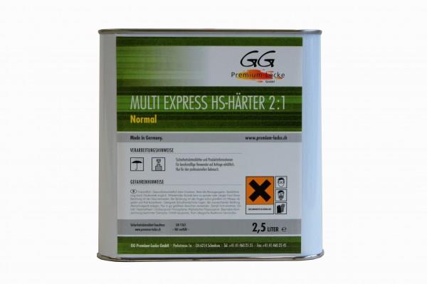 GG Multi Express HS Härter Normal 2.5lt