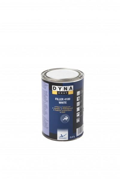 Dynacoat Füller 4100 Weiss 0.8lt