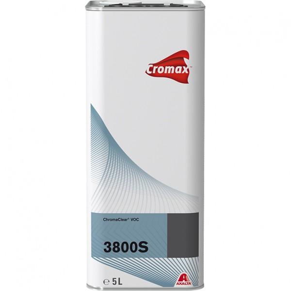 Cromax 3800S Chromaclear Klarlack 5lt