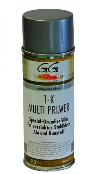GG 1K Multi Primer Spray 400ml 1 Stk.