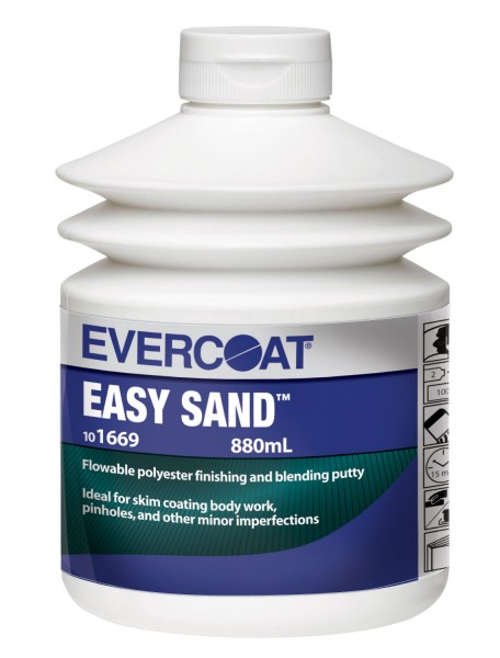 Evercoat Easy Sand fein weiss 880ml
