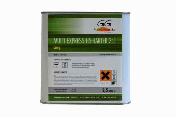 GG Multi Express HS Härter Lang 2.5lt