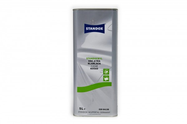 Standox VOC Xtra Klarlack 5lt