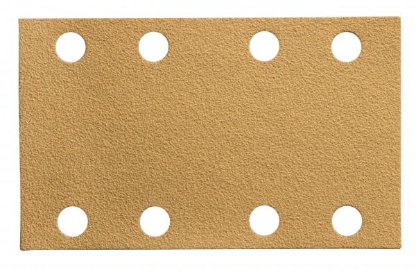 Mirka Streifen Gold 81x133mm 8L P180 100st