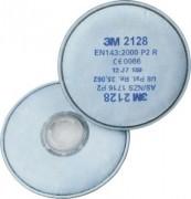 3M Partikelfilter P2 mit Aktivkohleschicht 20st