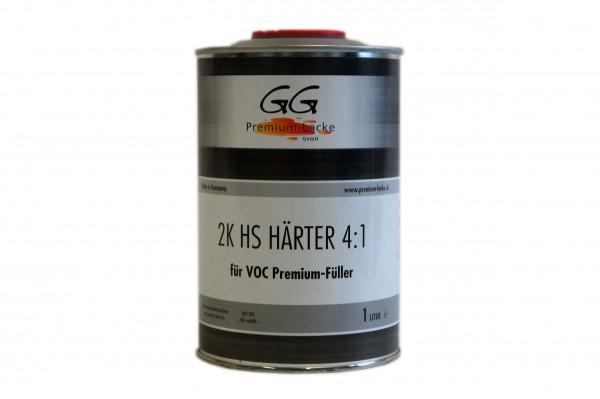 GG Premium VOC Füller Härter normal 1lt