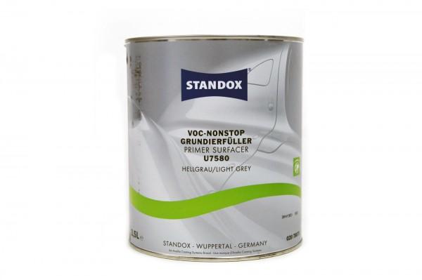 Standox VOC Nonstop Grundierfüller hellgrau U7580 3.5lt