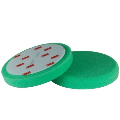 3M Polierschaum grün 150mm 2st