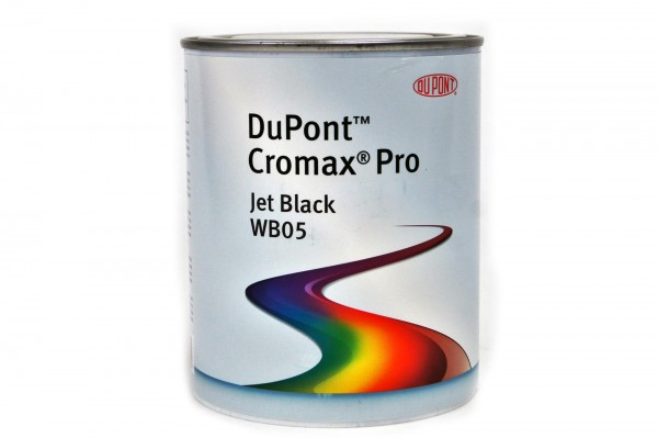Cromax WB 05 Pro Jet Black 1lt