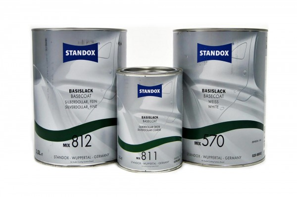 Standox Basislack Mix 811 1lt