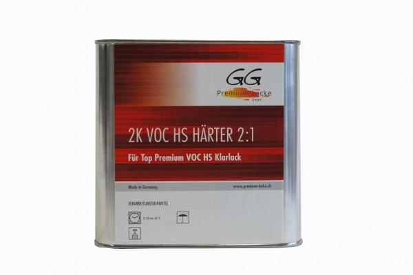 GG 2K VOC Härter lang 2.5lt