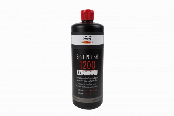 GG Best Polish 1200 Fast Cut 1 ltr.