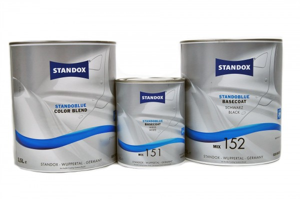 Standox Standoblue Mix 152 3.5lt