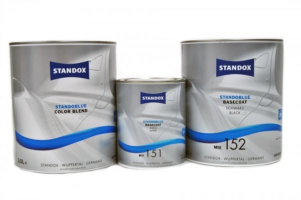 Standox Standoblue Mix 136 3.5lt